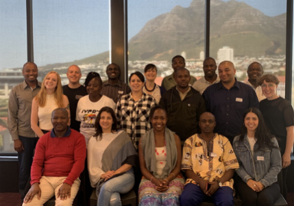 EAAW Attends Open Wing Alliance Cape Town Summit